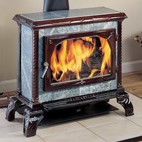 Vermont Bun Baker 750 Wood Stove | WoodlandDirect.com: Wood Stoves